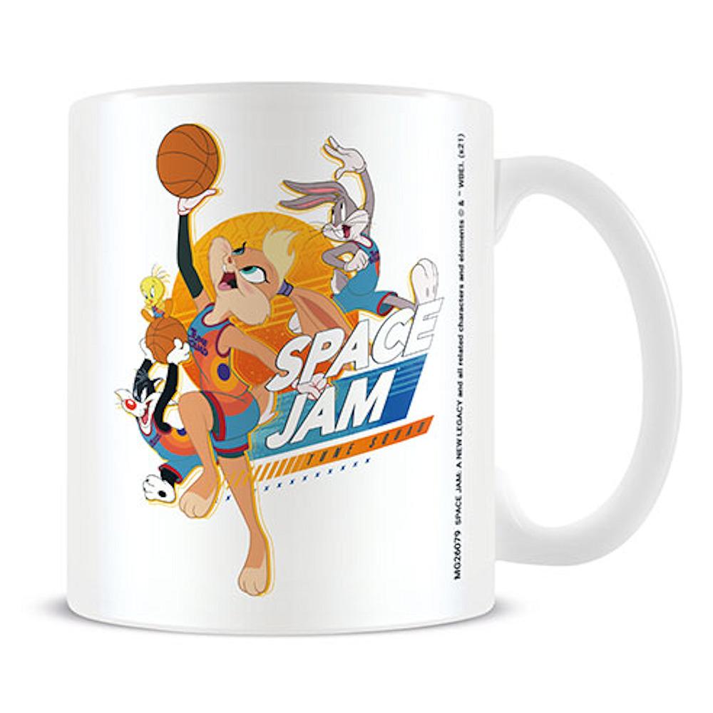 SPACE JAM スペースジャム - Toon Sports Stars / マグカップ 【公式 / オフィシャル】