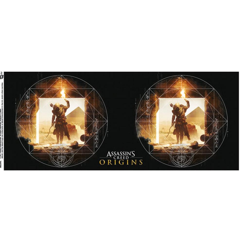 ASSASSINS CREED アサシンクリード (ヴァルハラ ) - ORIGINS Wanderer / マグカップ 【公式 / オフィシャル】