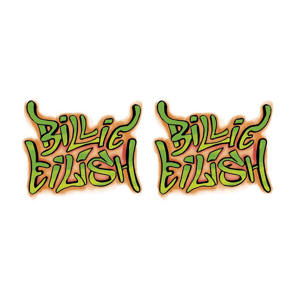 BILLIE EILISH ビリーアイリッシュ - Graffiti / マグカップ 【公式 / オフィシャル】