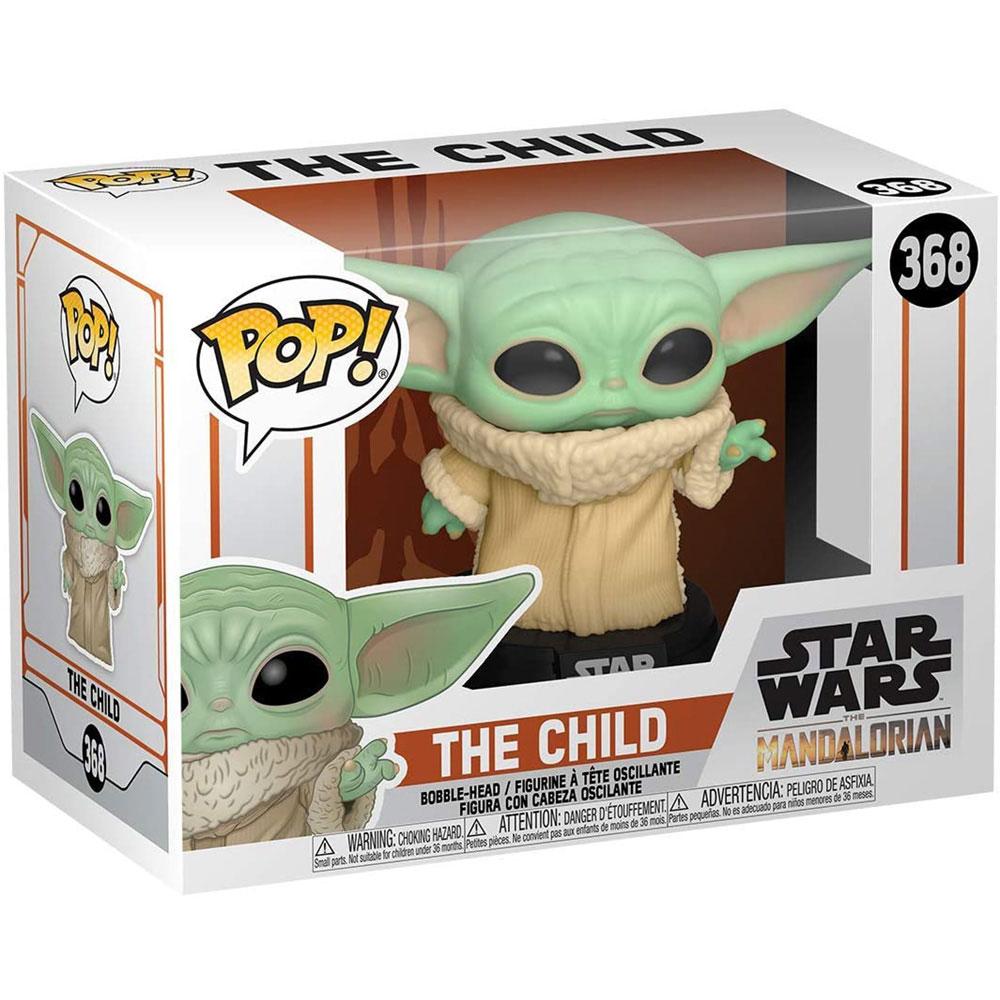 【予約商品】 THE MANDALORIAN スターウォーズ - POP Star Wars:The Child / フィギュア・人形 【公式 / オフィシャル】
