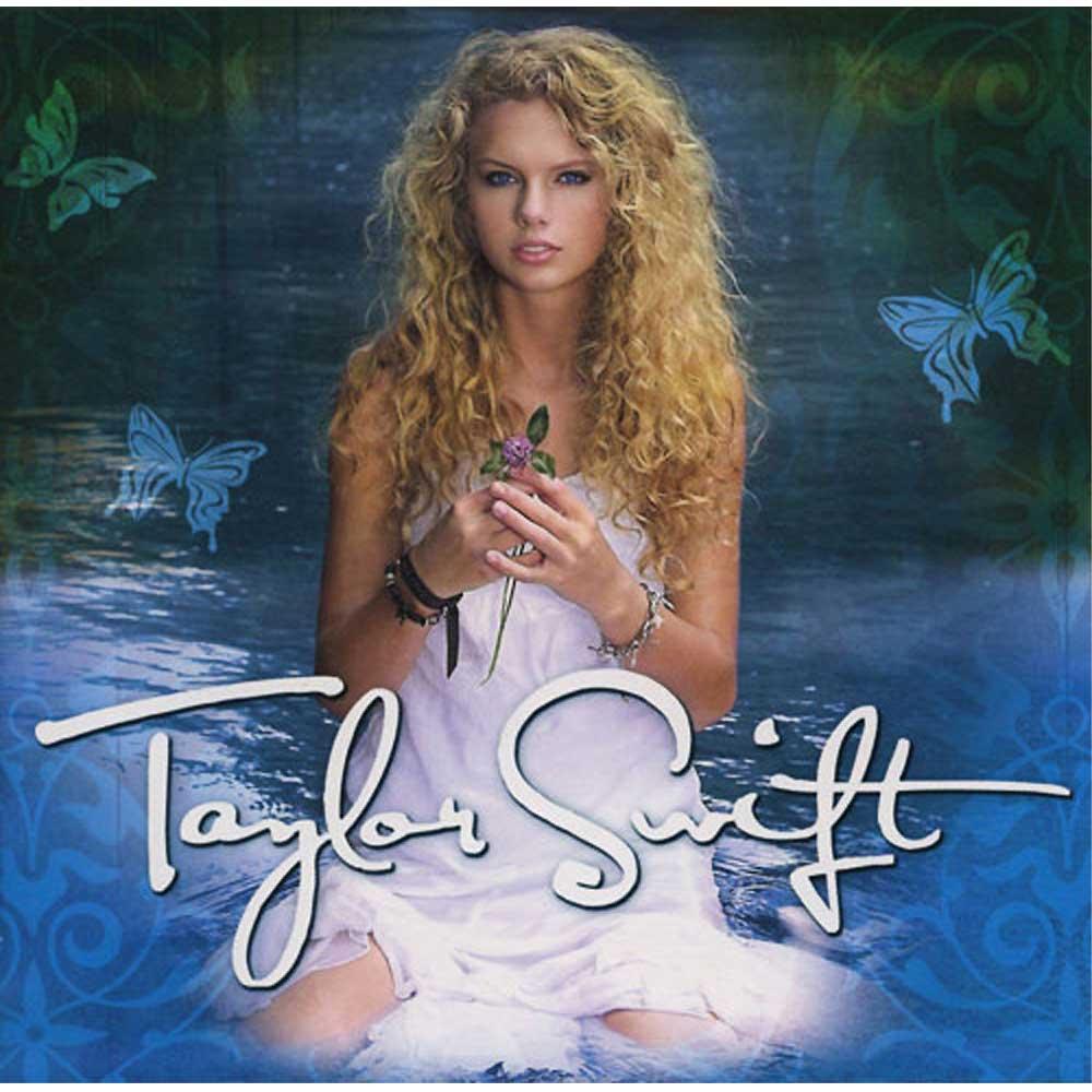 TAYLOR SWIFT テイラースウィフト - テイラー・スウィフト-デラックス・エディション[通常盤][+DVD] 【CD】 / CD 【公式 / オフィシャル】