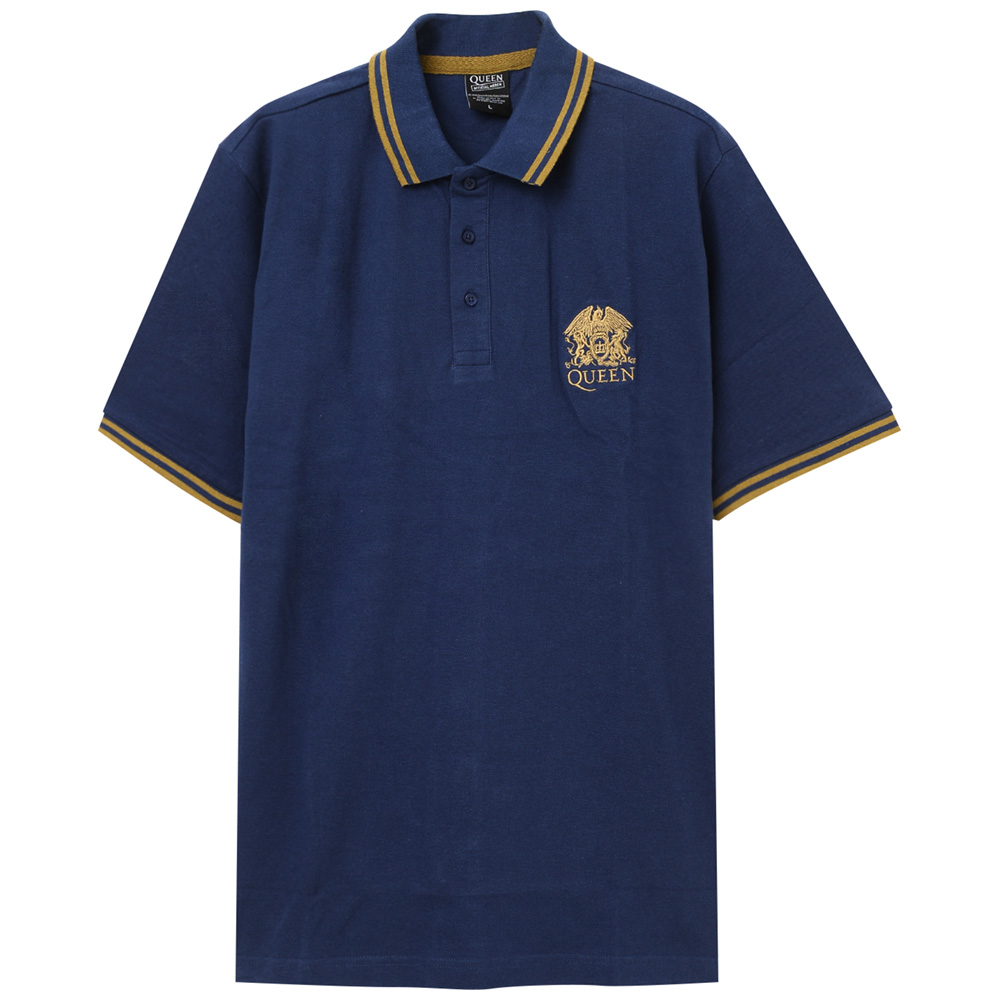 QUEEN クイーン (結成50周年記念 ) - 【限定】Crest Logo / シャツ(襟付き) / メンズ 【公式 / オフィシャル】