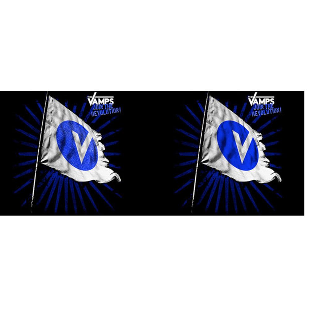 THE VAMPS ザ・ヴァンプス - Flag / マグカップ 【公式 / オフィシャル】