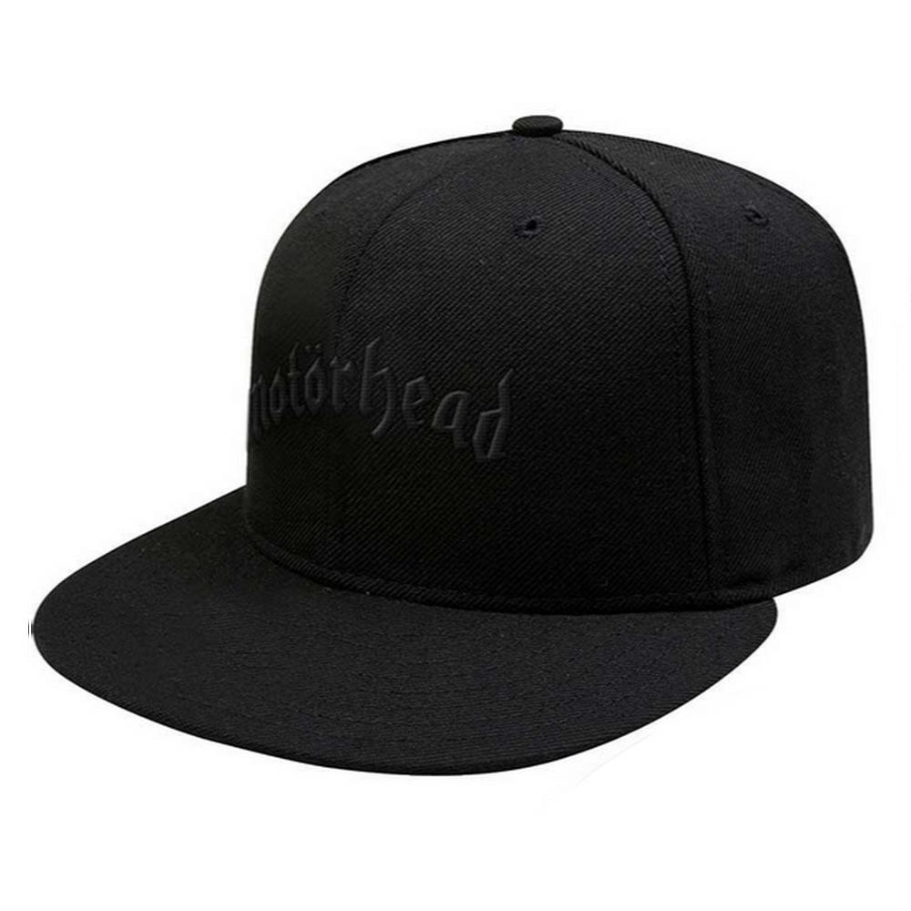 MOTORHEAD モーターヘッド - Logo & Warpig / キャップ / メンズ 【公式 / オフィシャル】
