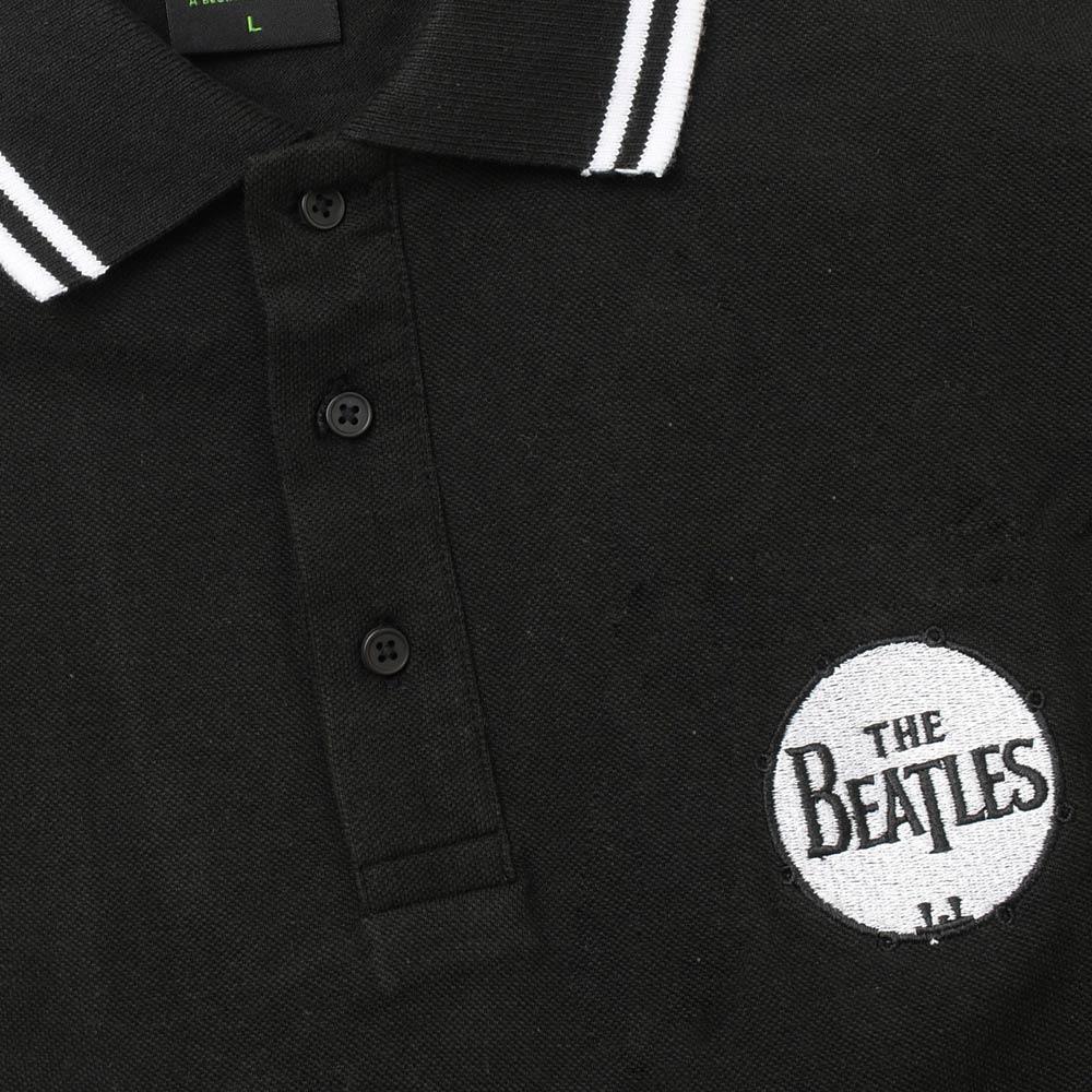 BEATLES ビートルズ (LET IT BE 50周年記念 ) - 【限定】Drum Logo / シャツ(襟付き) / メンズ 【公式 / オフィシャル】