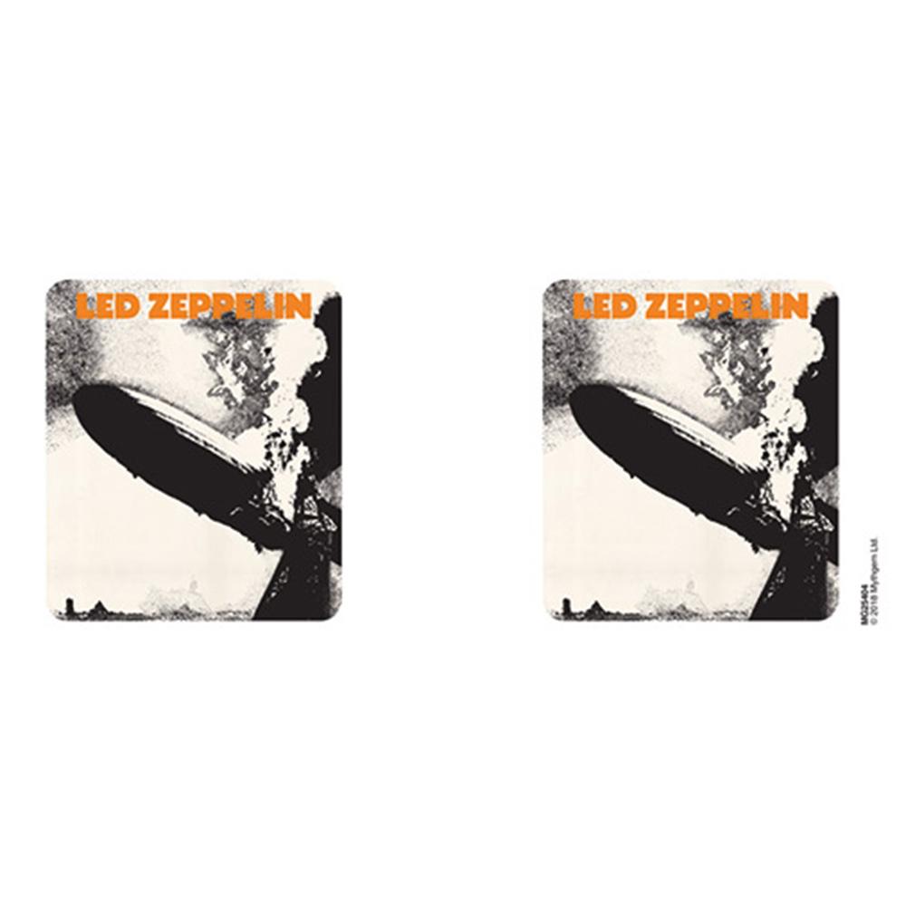 LED ZEPPELIN レッドツェッペリン (ジョン・ボーナム追悼40周年 ) - Led Zeppelin I / マグカップ 【公式 / オフィシャル】