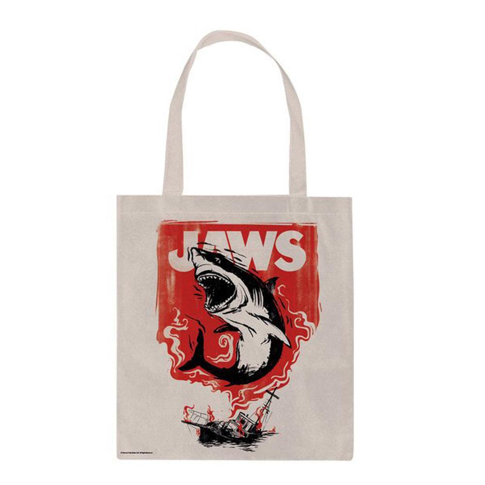 JAWS ジョーズ - Fire / トートバッグ 【公式 / オフィシャル】
