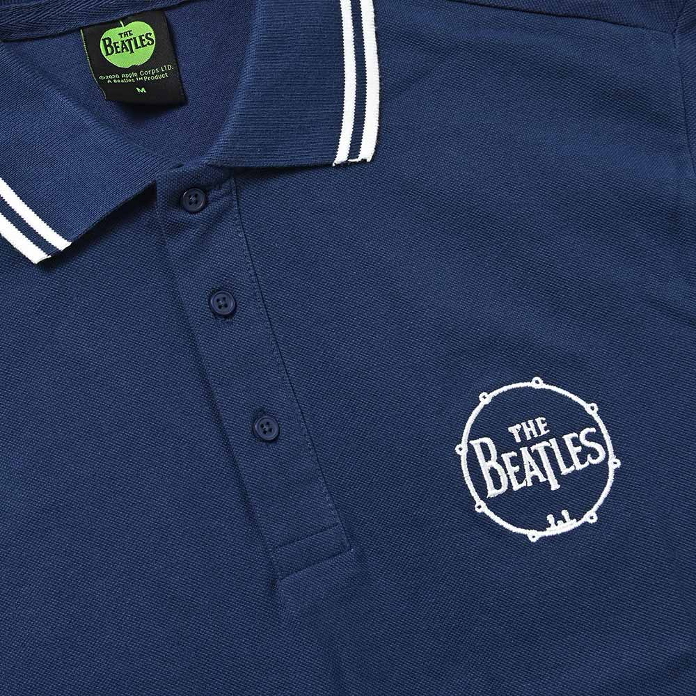 BEATLES ビートルズ (来日55周年記念 ) - 【限定】Drum Logo / シャツ(襟付き) / メンズ 【公式 / オフィシャル】