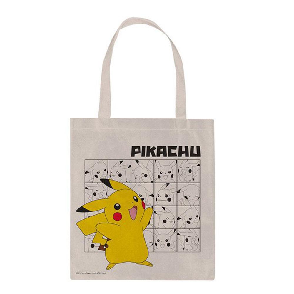 ポケットモンスター - (ポケモン25周年 ) - Pikachu / トートバッグ 【公式 / オフィシャル】