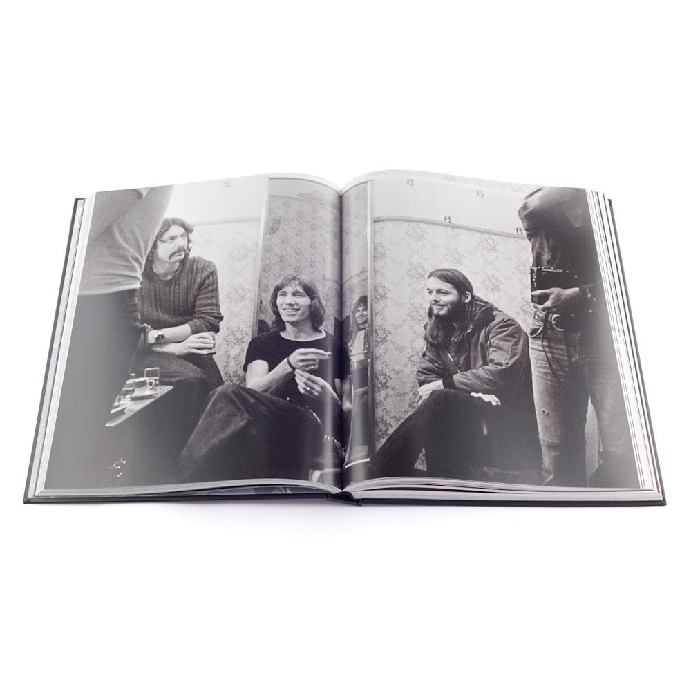 PINK FLOYD ピンクフロイド (Live at Knebworth発売記念 ) - Their Mortal Remains(ハードカバー) / 写真集