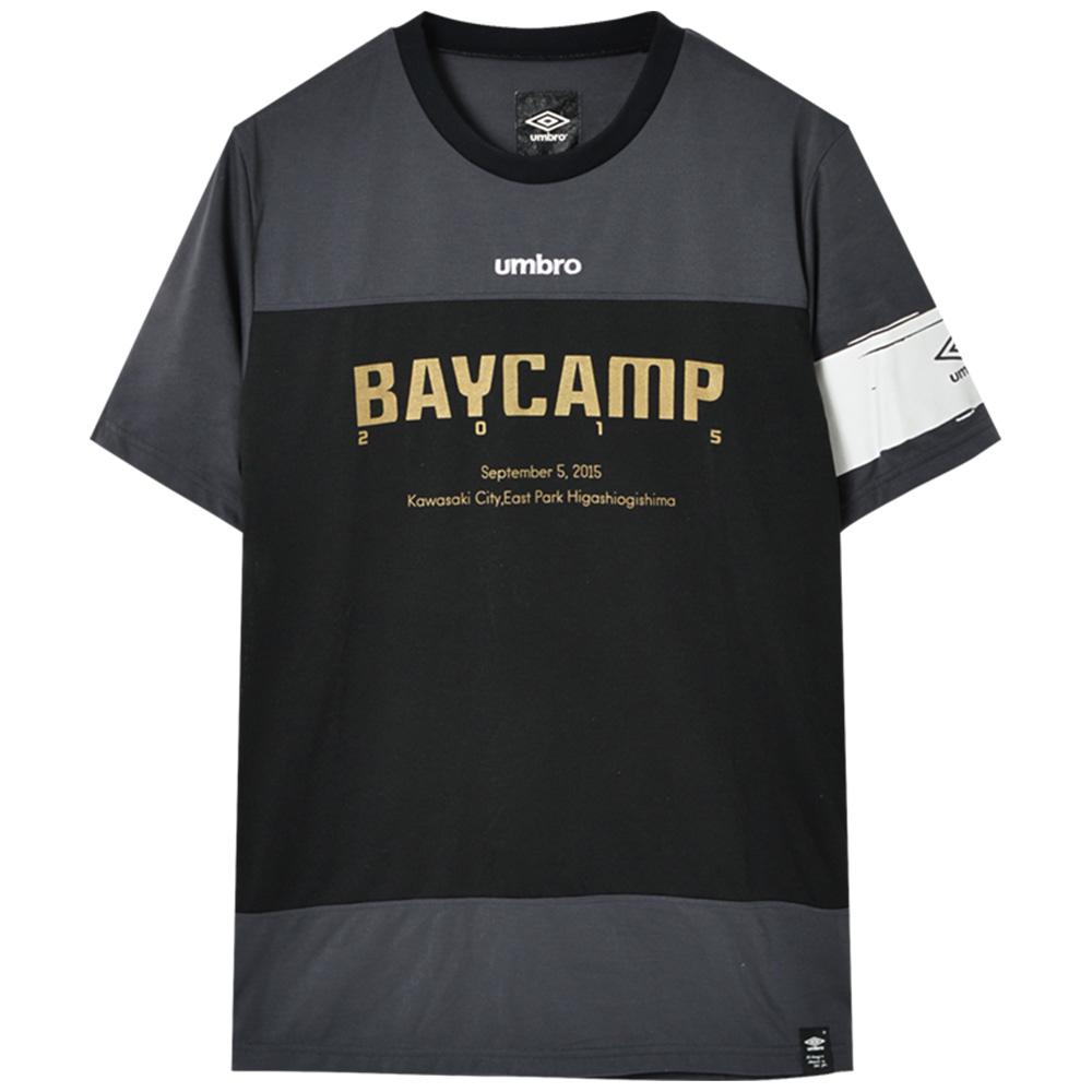 BAYCAMP ベイキャンプ - 2015 ドライTシャツ / バックプリントあり / umbro(ブランド) / Tシャツ / メンズ 【公式 / オフィシャル】