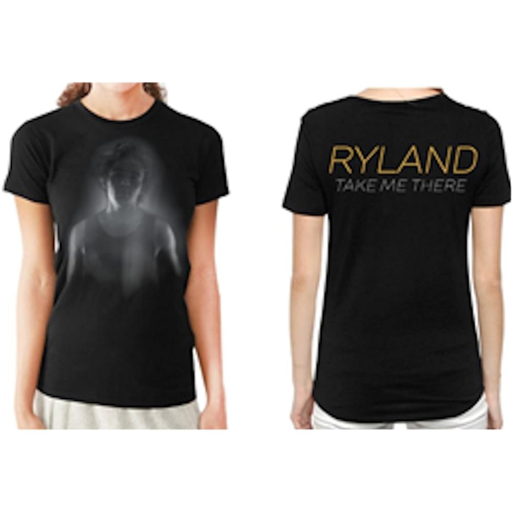 R5 アールファイブ - Ryland Grey Glow / バックプリントあり / Tシャツ / レディース 【公式 / オフィシャル】