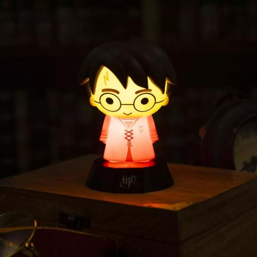 HARRY POTTER ハリーポッター (映画公開20周年 ) - Quidditch Icon Light / インテリア置物 【公式 / オフィシャル】