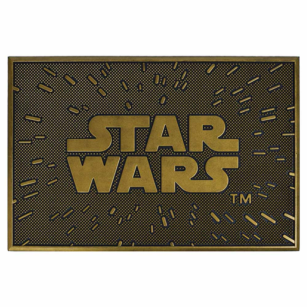 STAR WARS スターウォーズ - Logo / ドアマット / インテリア雑貨 【公式 / オフィシャル】