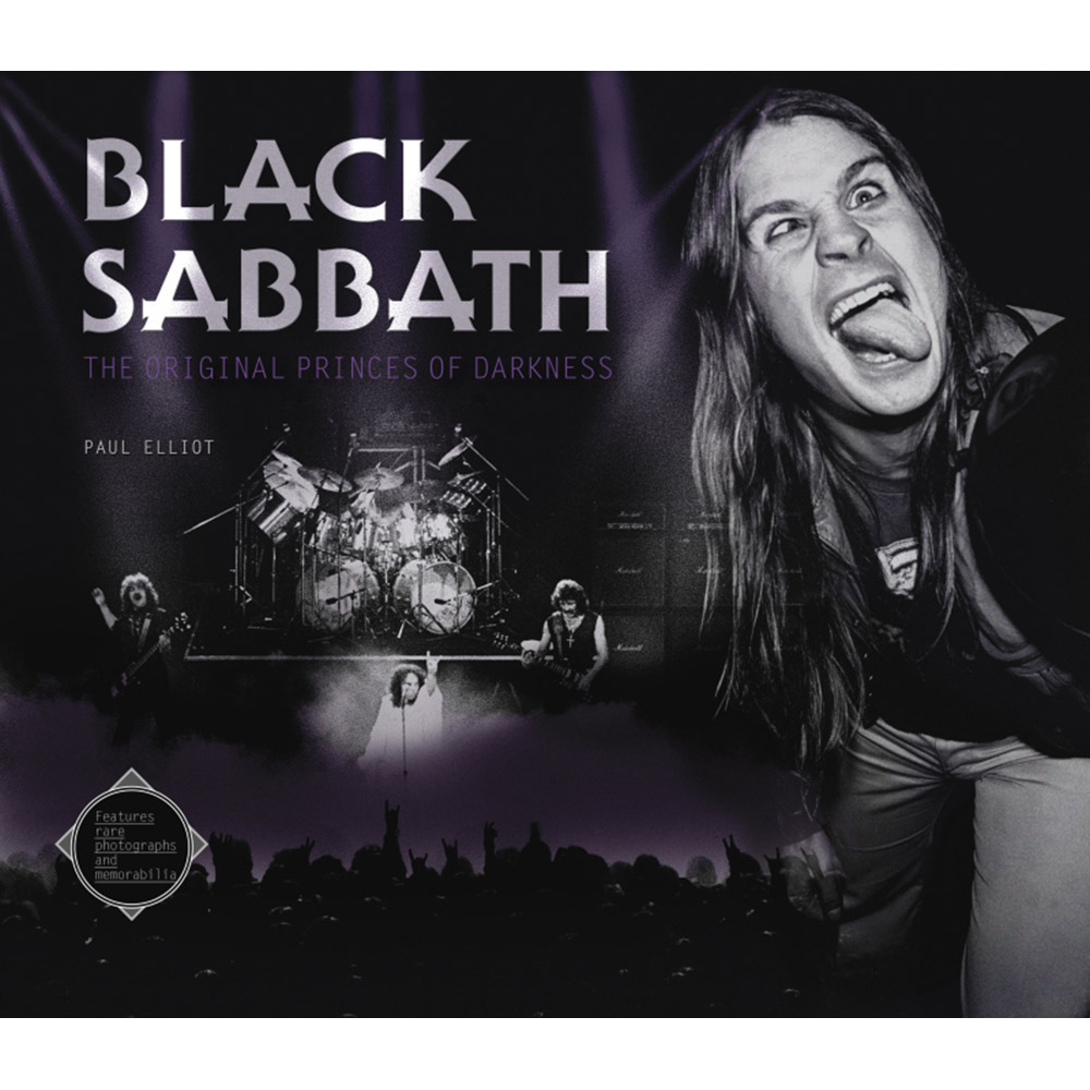BLACK SABBATH ブラックサバス - The Original Princes of Darkness / 写真集