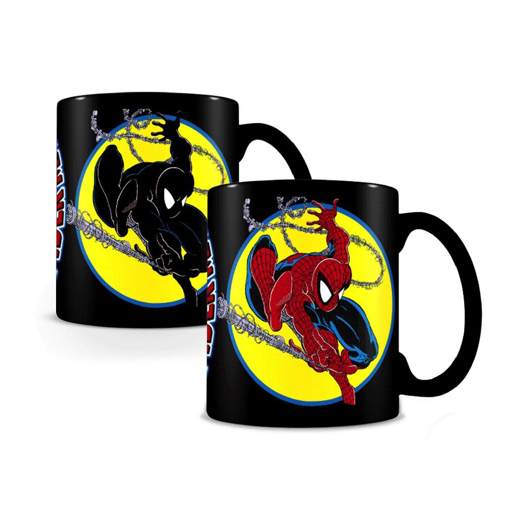 SPIDERMAN スパイダーマン - Spider-Man Iconic Issue / マジック・マグカップ / マグカップ 【公式 / オフィシャル】
