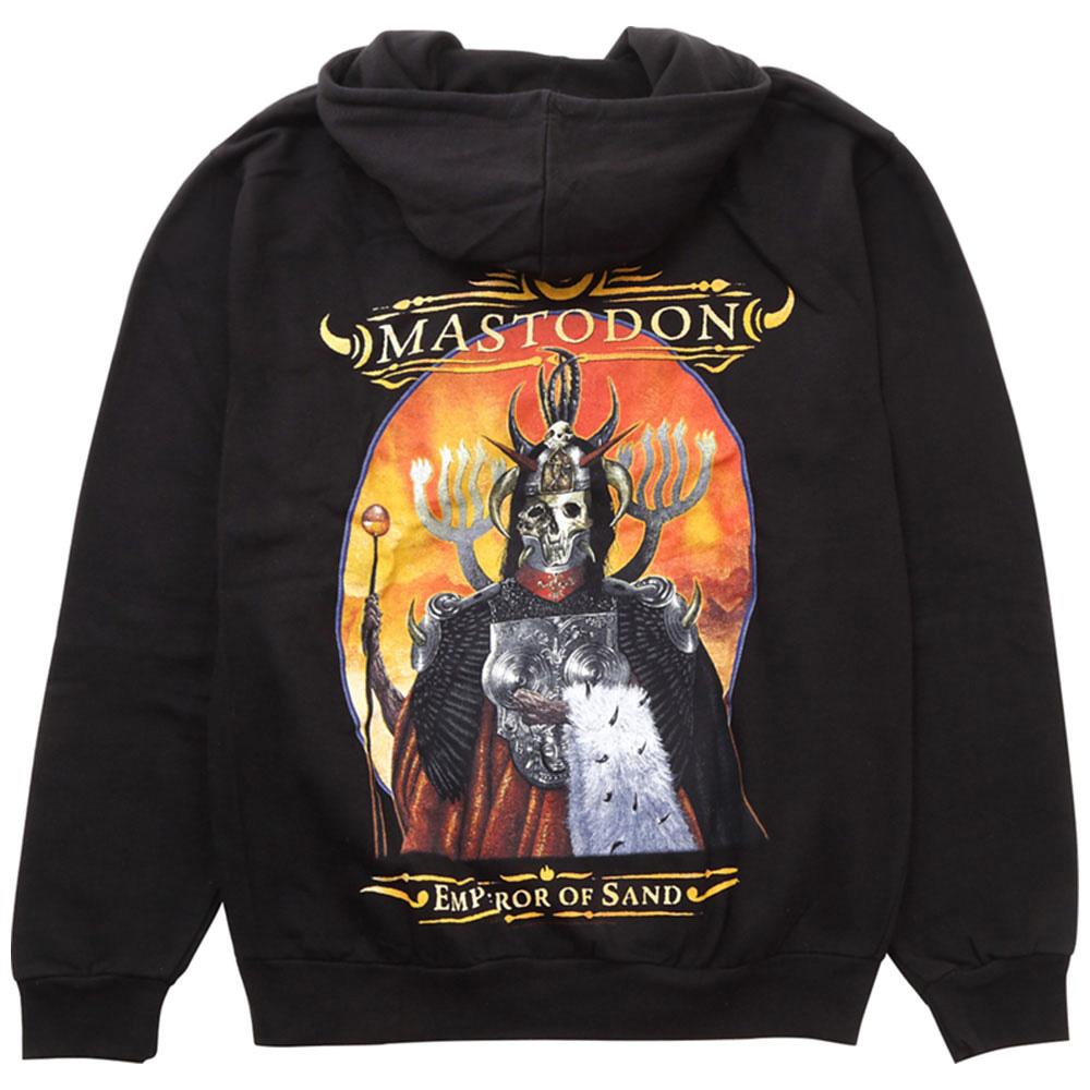 MASTODON マストドン - EMPEROR OF SAND / ジップ / スウェット・パーカー / メンズ 【公式 / オフィシャル】