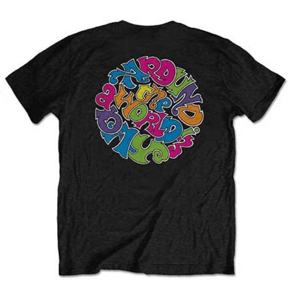 PRINCE プリンス (初来日35周年 ) - In a Day / バックプリントあり / Tシャツ / メンズ 【公式 / オフィシャル】