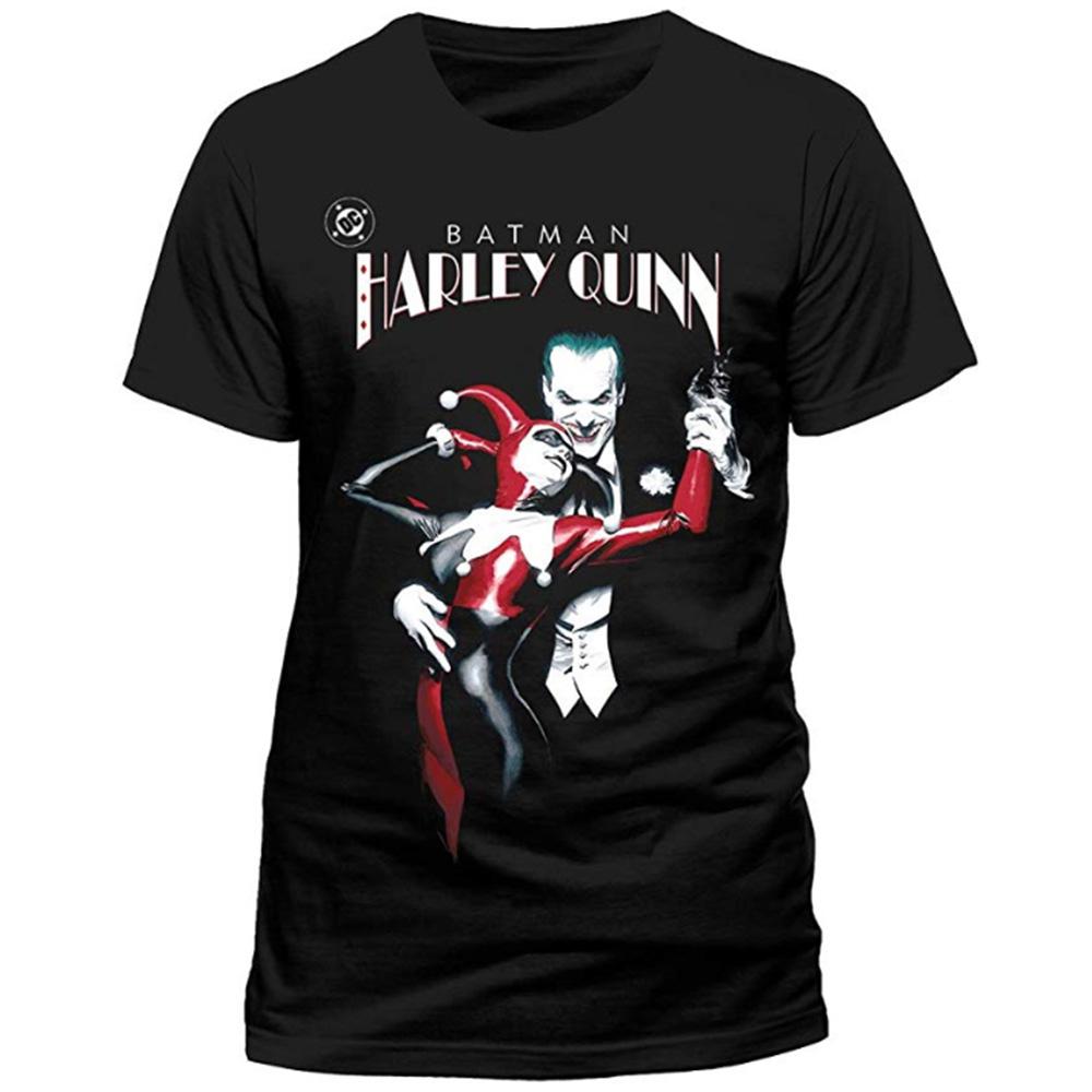 BATMAN バットマン - HARLEY QUINN JOKER / Tシャツ / メンズ 【公式 / オフィシャル】
