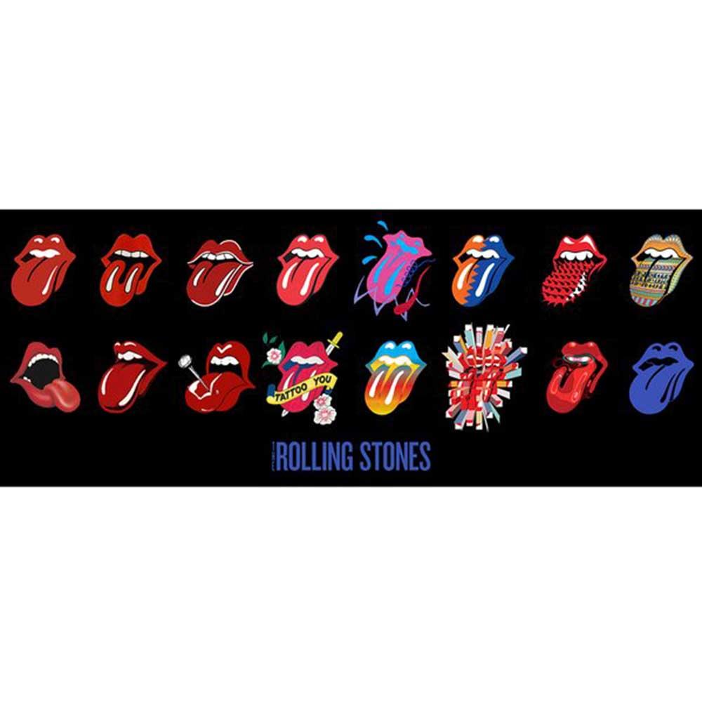 ROLLING STONES ローリングストーンズ (映画『GIMME SHELTER』公開50周年 ) - Tongues / マグカップ 【公式 / オフィシャル】
