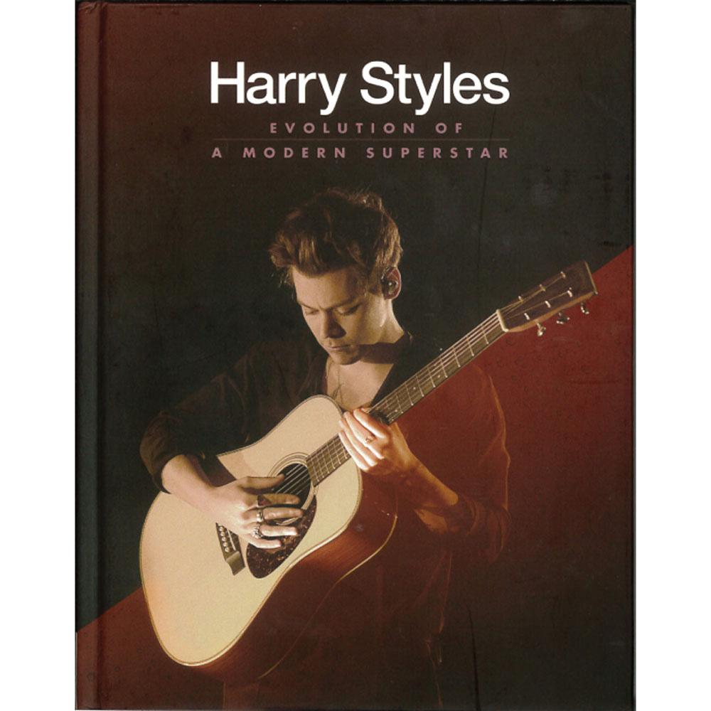 ONE DIRECTION ワンダイレクション - Harry Styles / Evolution of a Modern Superstar / 写真集