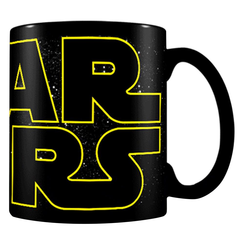 STAR WARS スターウォーズ - Logo Characters / マジック・マグカップ / マグカップ 【公式 / オフィシャル】