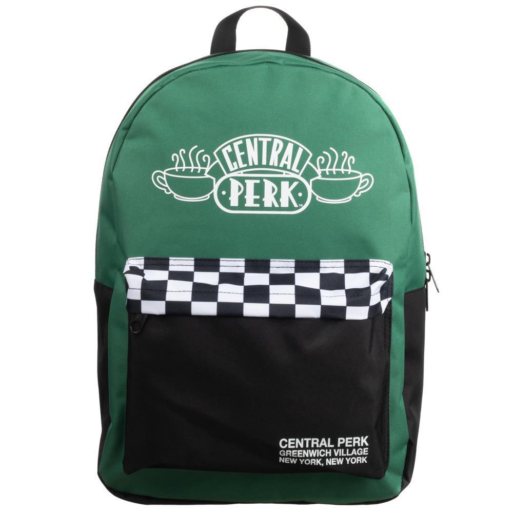 FRIENDS フレンズ - Central Perk / Green Checker Mixblock / バッグ 【公式 / オフィシャル】