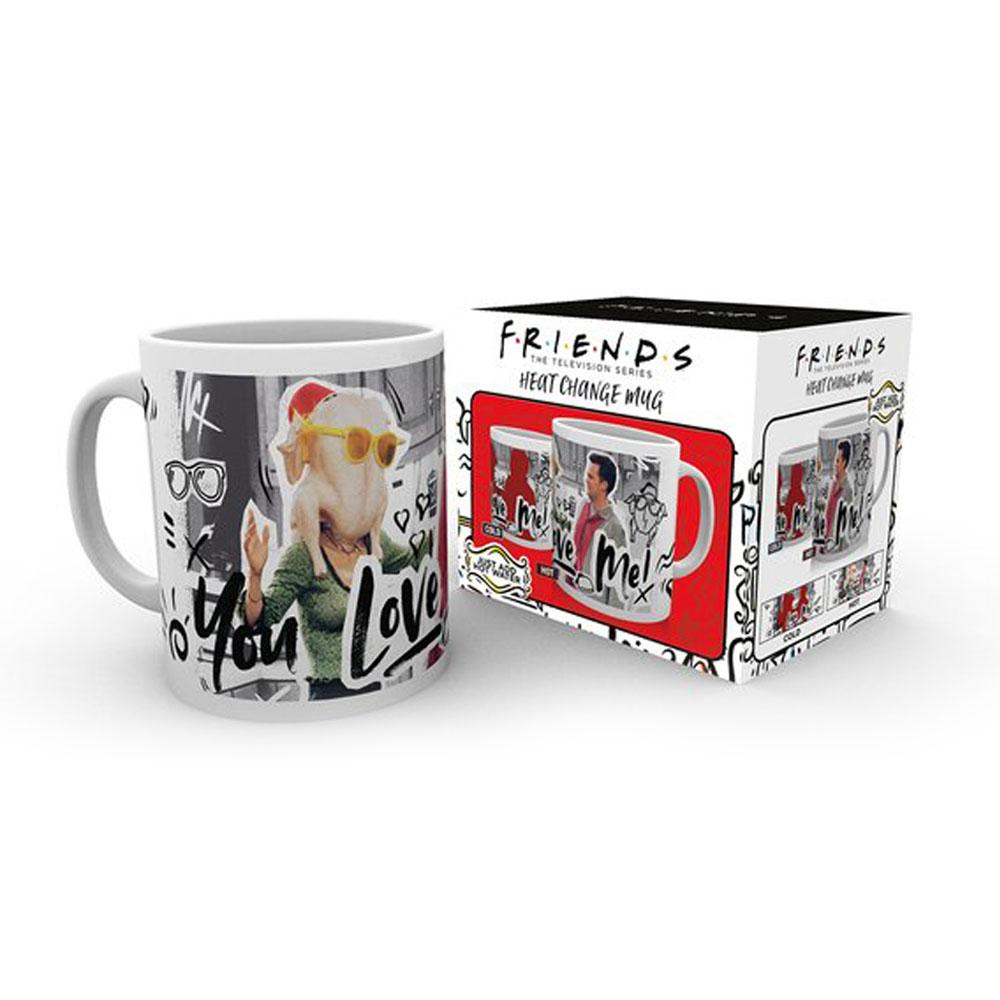 FRIENDS フレンズ - You Love Me / マジック・マグカップ / マグカップ 【公式 / オフィシャル】