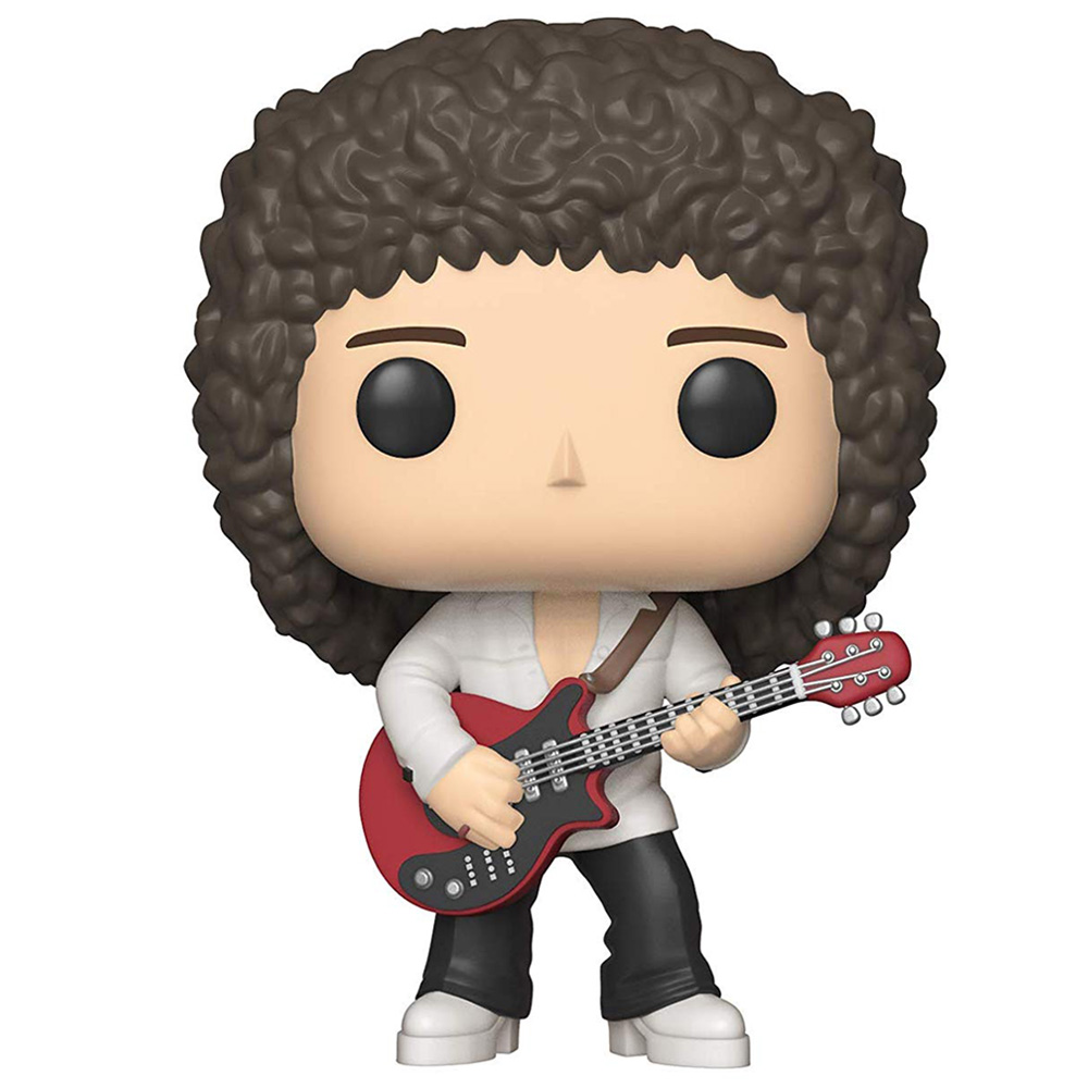 QUEEN クイーン (結成50周年 ) - POP! ROCKS : Brian May / フィギュア・人形 【公式 / オフィシャル】