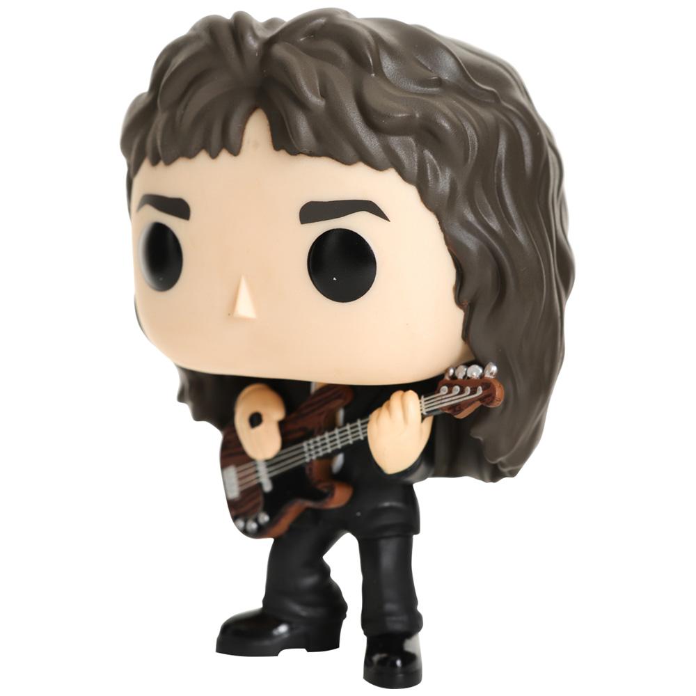 【予約商品】 QUEEN クイーン (結成50周年 ) - POP! ROCKS : John Deacon / フィギュア・人形 【公式 / オフィシャル】