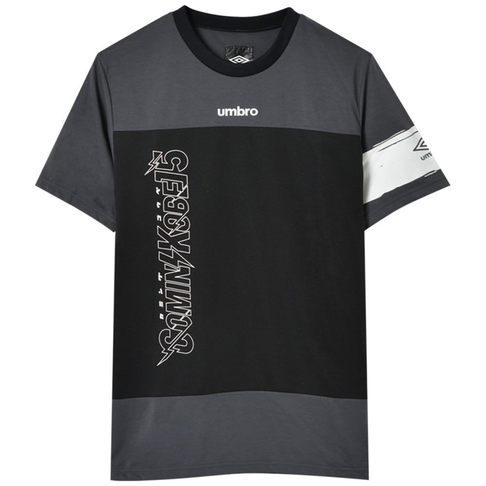 COMING KOBE カミングコーベ - 2015 ドライTシャツ / バックプリントあり / umbro(ブランド) / Tシャツ / メンズ 【公式 / オフィシャル】