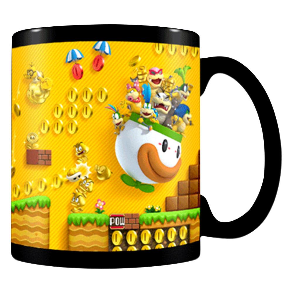 スーパーマリオ - (35周年記念 ) - Gold Coin Rush / マジック・マグカップ / マグカップ 【公式 / オフィシャル】