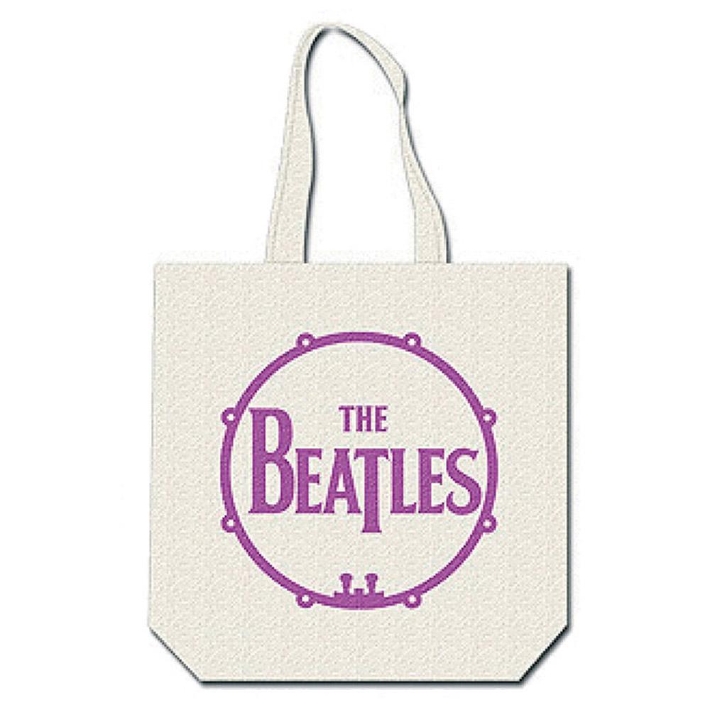 BEATLES ビートルズ (来日55周年記念 ) - Lady Madonna / バックプリントあり / トートバッグ 【公式 / オフィシャル】