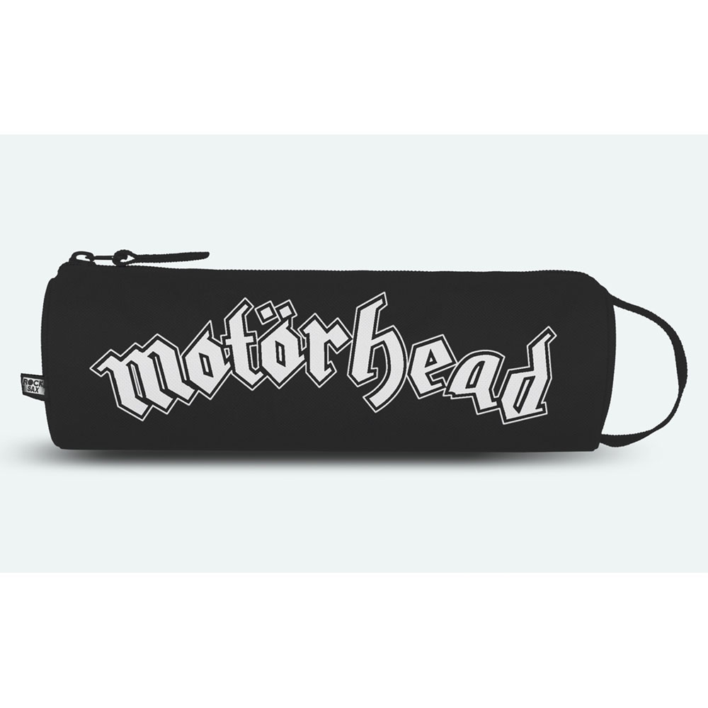 MOTORHEAD モーターヘッド - LOGO / Pencil Case / 文房具 【公式 / オフィシャル】