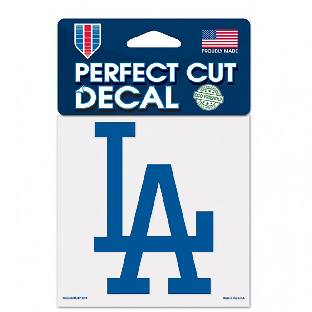 LOS ANGELES DODGERS(MLB) ロサンゼルスドジャース - PERFECT CUT COLOR DECAL / ステッカー 【公式 / オフィシャル】