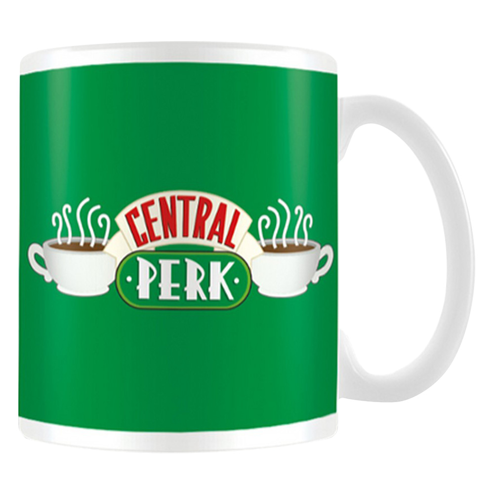 FRIENDS フレンズ - Central Perk Green / マグカップ 【公式 / オフィシャル】