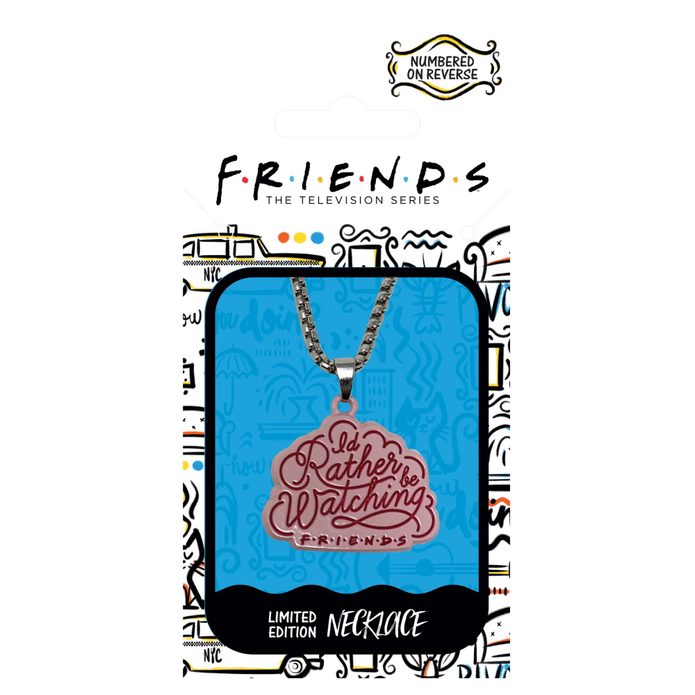 FRIENDS フレンズ - Limited edition necklace / 世界限定9995本 / ネックレス 【公式 / オフィシャル】