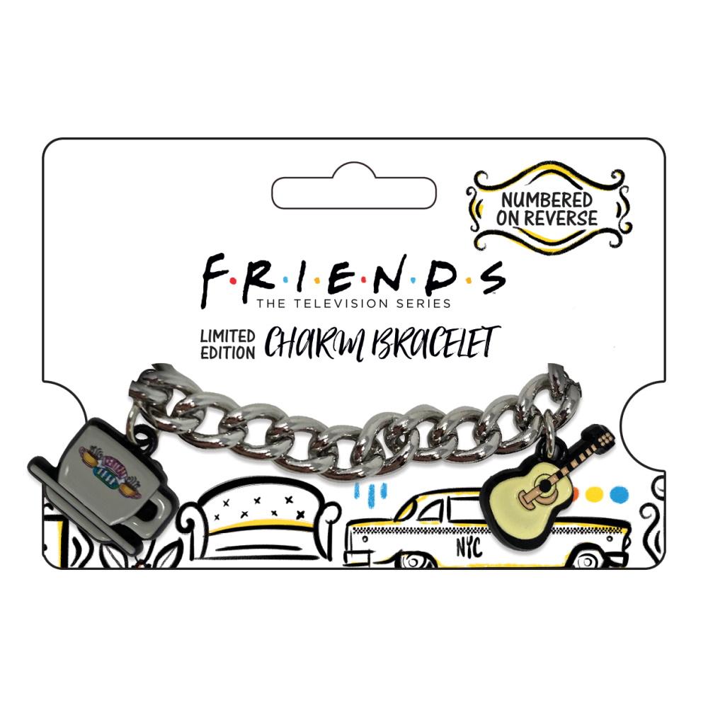 FRIENDS フレンズ - Limited edition charm bracelet / 世界限定9995本 / ブレスレット 【公式 / オフィシャル】