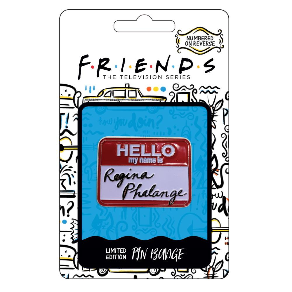 FRIENDS フレンズ - Limited edition pin badge / バッジ 【公式 / オフィシャル】