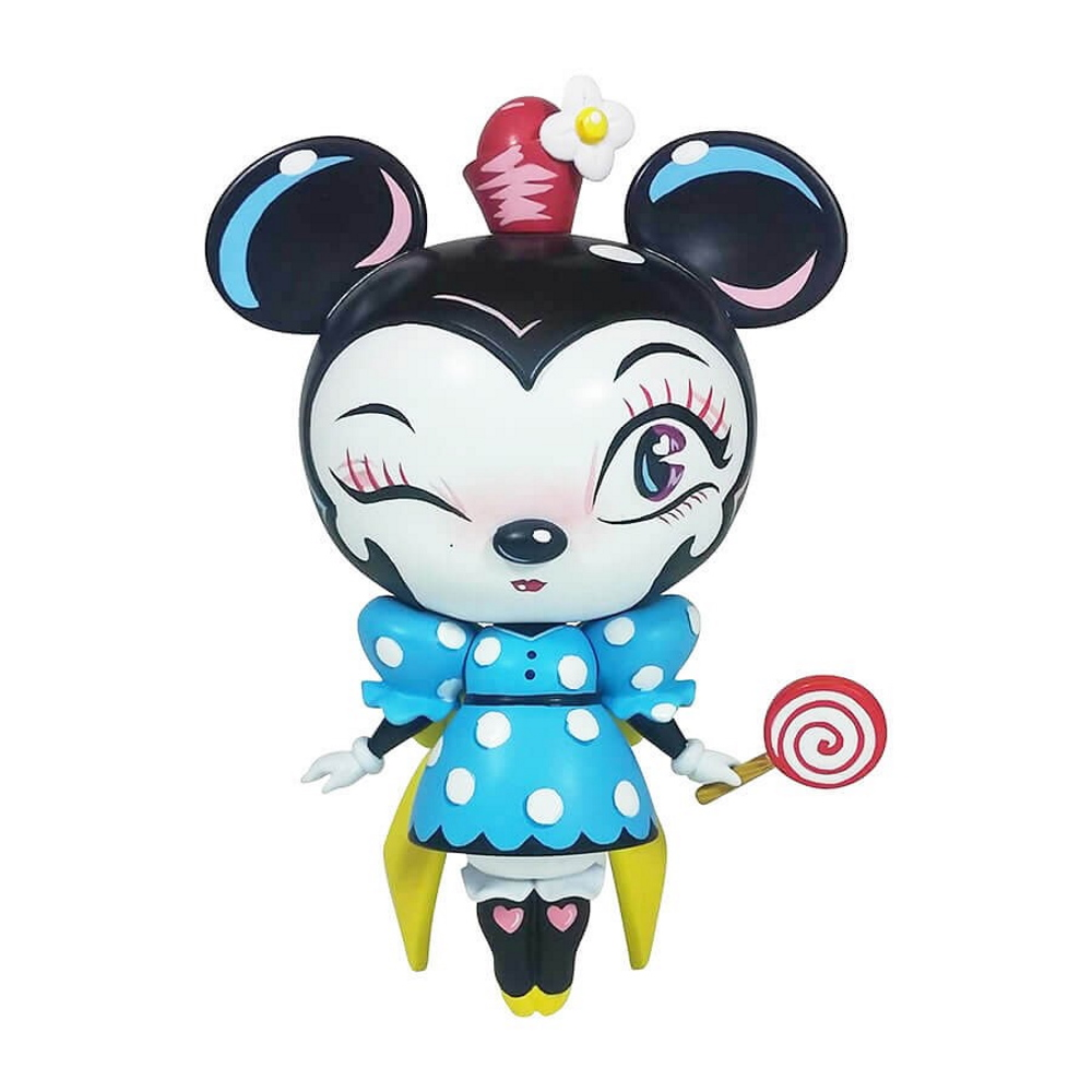 MINNIE MOUSE ミニーマウス - ビニール ミニー / The World of Miss Mindy / フィギュア・人形 【公式 / オフィシャル】