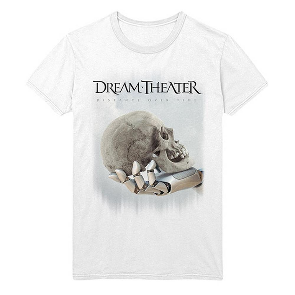 DREAM THEATER ドリームシアター - Skull Fade Out / バックプリントあり / Tシャツ / メンズ 【公式 / オフィシャル】