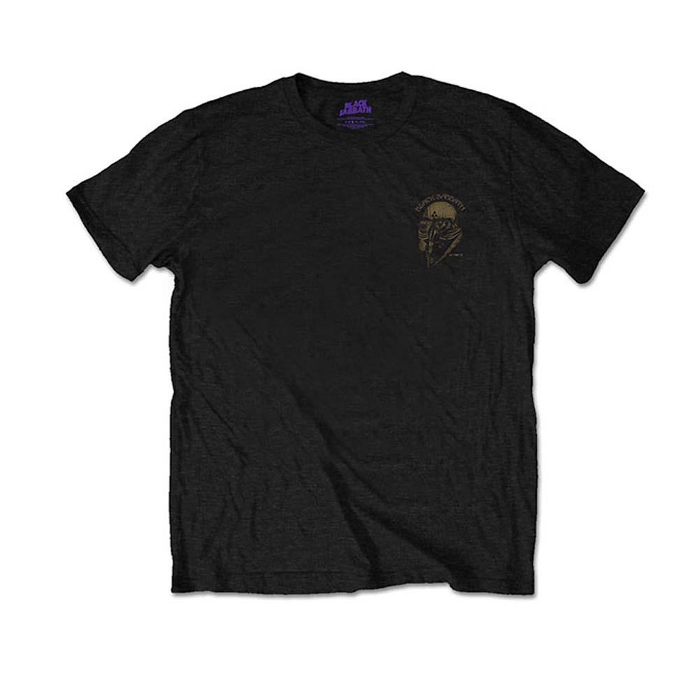 BLACK SABBATH ブラックサバス (デビュー50周年記念 ) - US Tour 78 / バックプリントあり / Tシャツ / メンズ 【公式 / オフィシャル】