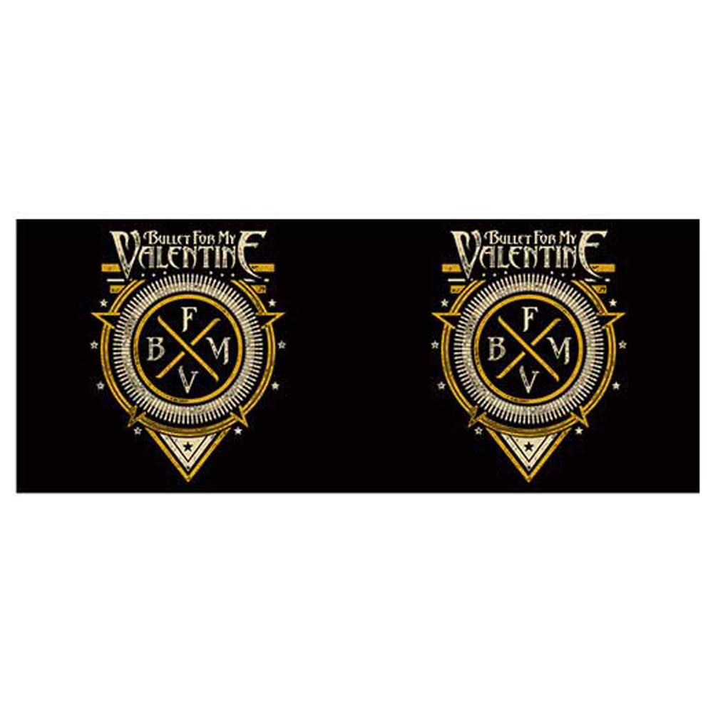 BULLET FOR MY VALENTINE ブレットフォーマイヴァレンタイン - Emblem / マグカップ 【公式 / オフィシャル】
