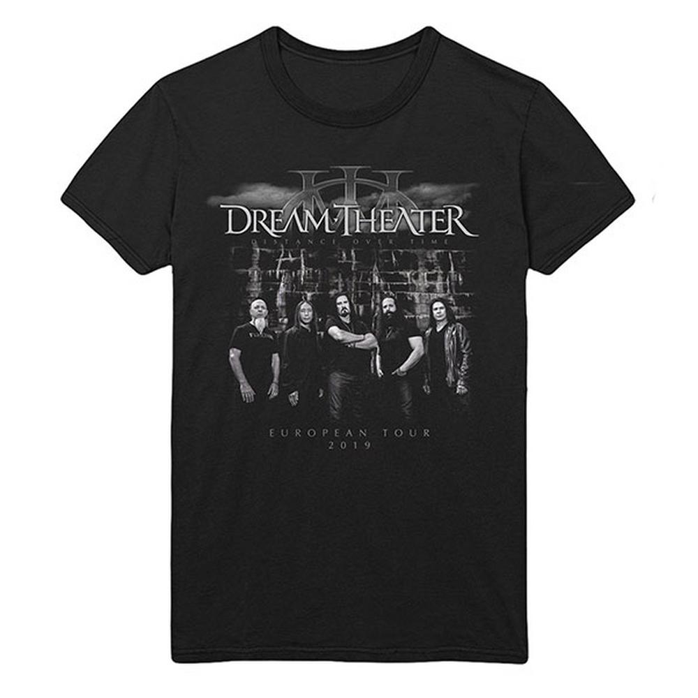 DREAM THEATER ドリームシアター - Photo / バックプリントあり / Tシャツ / メンズ 【公式 / オフィシャル】