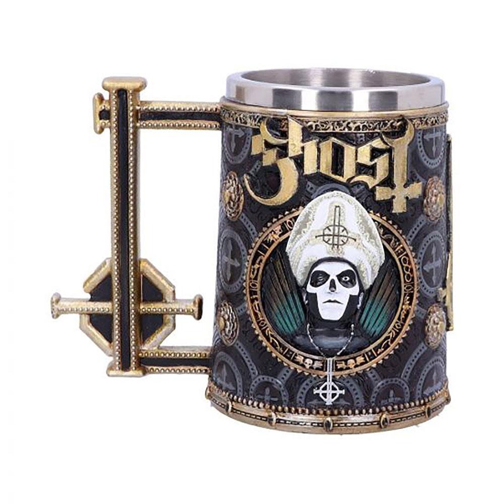GHOST ゴースト (結成15周年 ) - Papa Emeritus III / TANKARD / 食器・グラス 【公式 / オフィシャル】