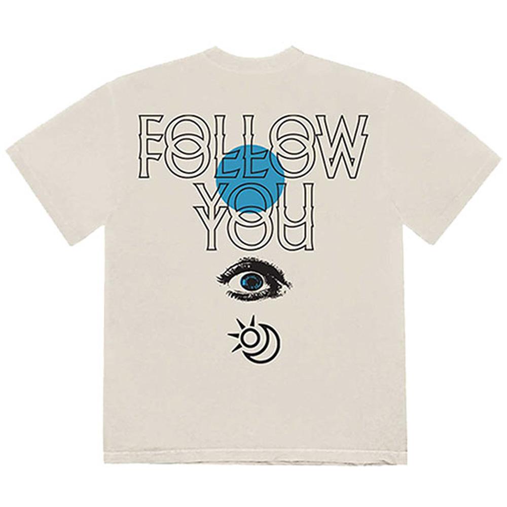 IMAGINE DRAGONS イマジンドラゴンズ (新譜発売 ) - Follow You / バックプリントあり / Tシャツ / メンズ 【公式 / オフィシャル】