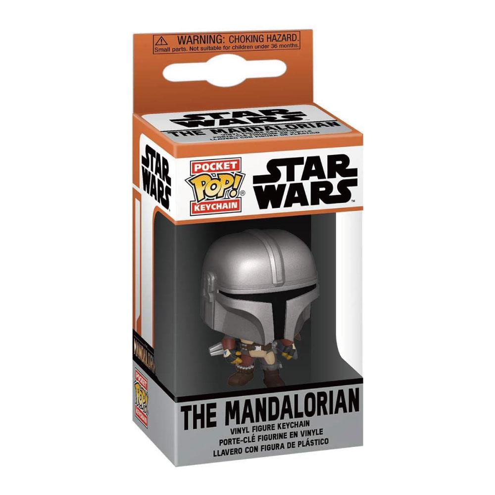 THE MANDALORIAN スターウォーズ - POP Keychain:Mandalorian / キーホルダー 【公式 / オフィシャル】