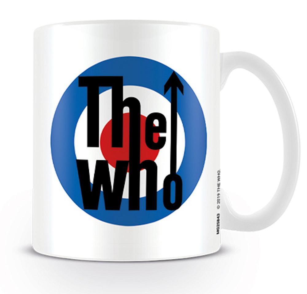 WHO ザ・フー - Target Logo / マグカップ 【公式 / オフィシャル】