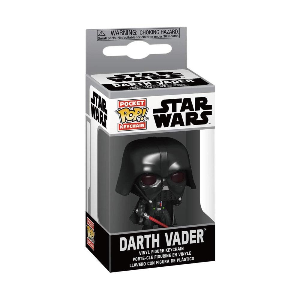 STAR WARS スターウォーズ - POP Keychain:Darth Vader / キーホルダー 【公式 / オフィシャル】