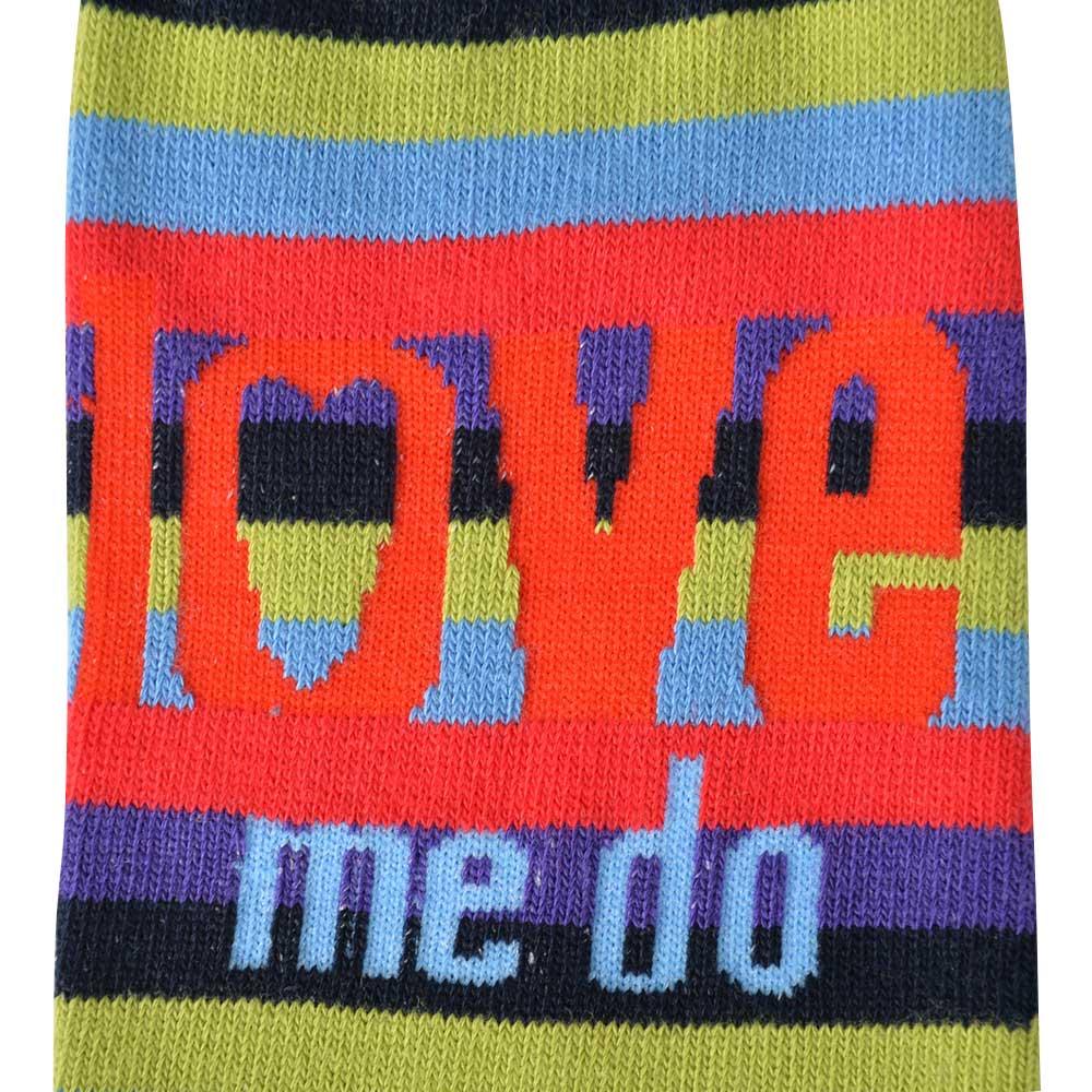BEATLES ビートルズ (LET IT BE 50周年記念 ) - Love me do / ソックス / レディース 【公式 / オフィシャル】